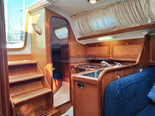 Abayachting Comet 33 usato-second hand 20