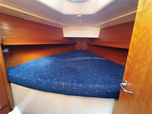 Abayachting Comet 33 usato-second hand 29