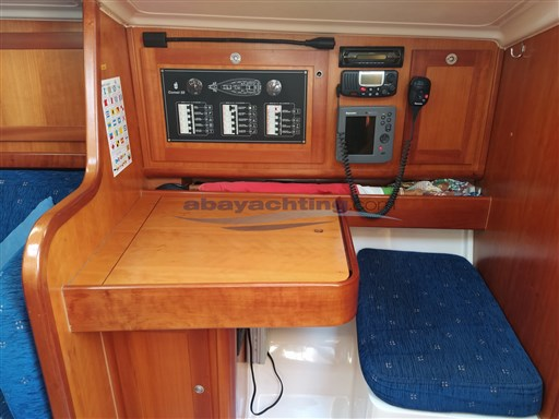 Abayachting Comet 33 usato-second hand 26