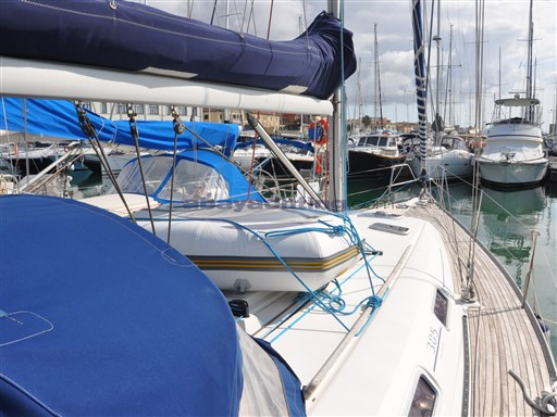 Abayachting Dufour 385 usato-second hand 5