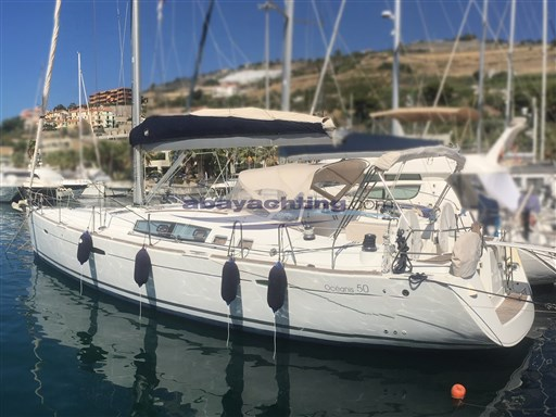 Abayachting Beneteau Oceanis 50 usato-second hand 1