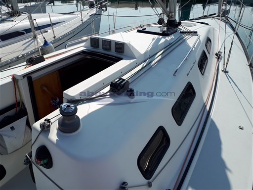 Abayachting X-Yachts X-362 Sport usato-second hand 9