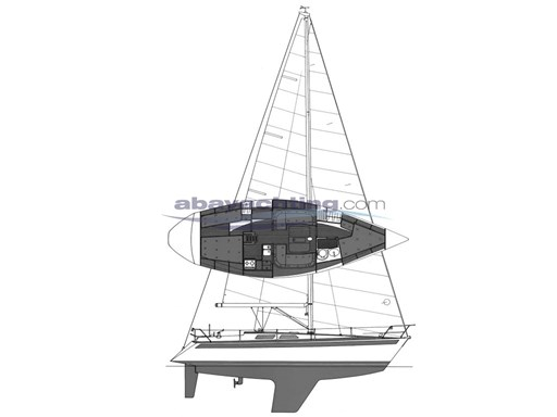Abayachting Sweden Yachts 36 Layout