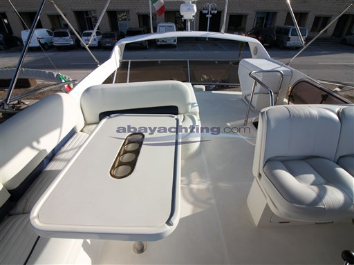 Abayachting Princess 42 Flybridge 14
