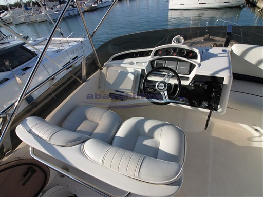 Abayachting Princess 42 Flybridge 11