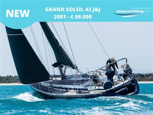 Abayachting Grand Soleil 43 J&J