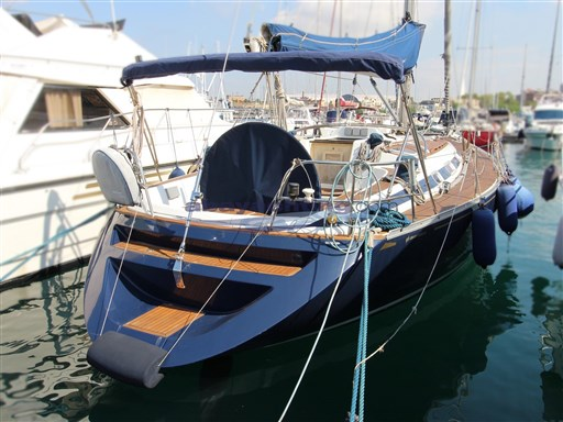 Abayachting Grand Soleil 43 J&J usato-second hand  1