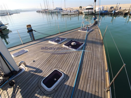 Abayachting Dufouf 485 usato-second hand 12