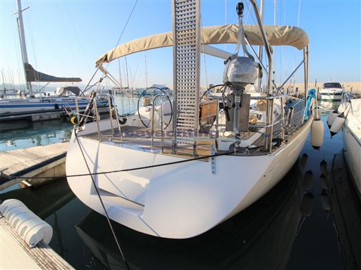 Abayachting Dufouf 485 usato-second hand 4