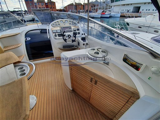 Abayachting Sessa Marine C42 HT 11