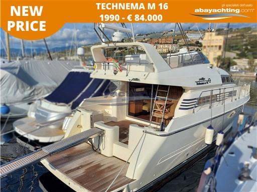 Abayachting Nuovo prezzo Technema 16M