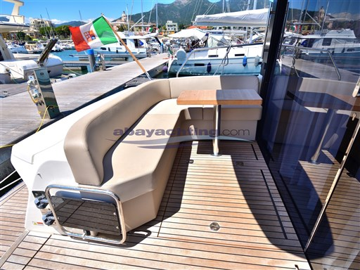Abayachting Cranchi T36 Crossover Usato-second hand 5
