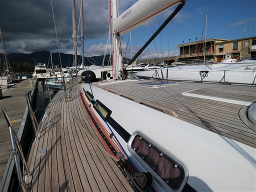 Abayachting Cantiere del Pardo Grand Soleil 56 12