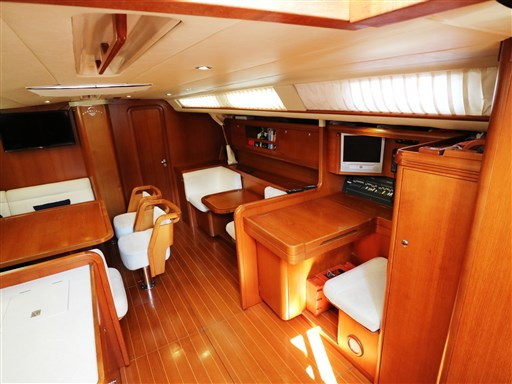 Abayachting Cantiere del Pardo Grand Soleil 56 33