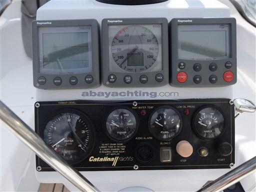Abayachting Catalina 320 usato-second hand 9