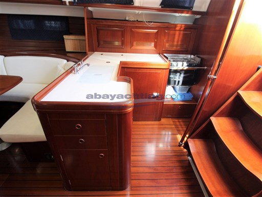 Abayachting Beneteau Oceanis 473 Clipper usato-second hand 29