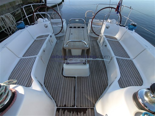 Abayachting Jeanneau Sun Odyssey Performance 49i 21