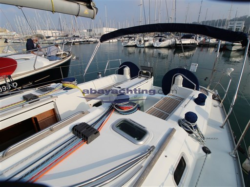 Abayachting Sun Odyssey 43 Jeanneau 9