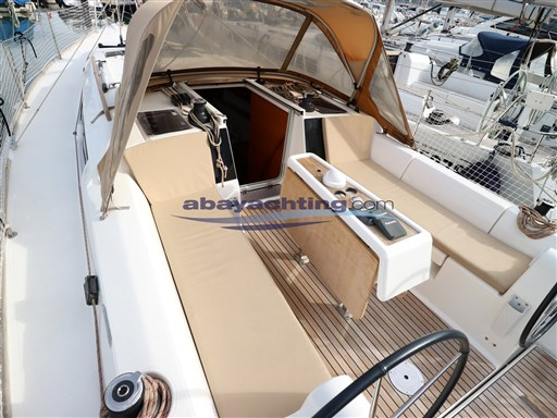 Abayachting Dufour 350 usata-second-hand 5