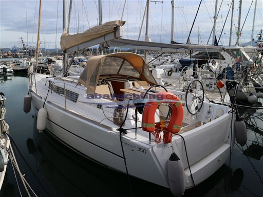 Abayachting Dufour 350 usata-second-hand 1