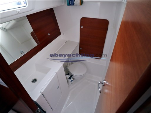 Abayachting Dufour 350 usata-second-hand 37
