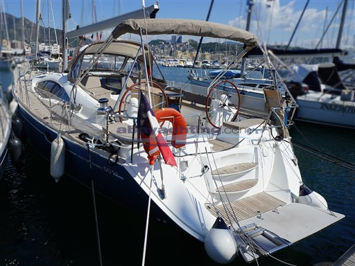 Abayachting Jeanneau Sun Odyssey 50ds 2