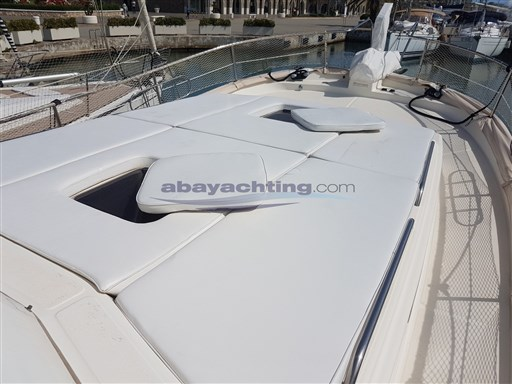 Abayachting Menorquin 120 Flybridge 9