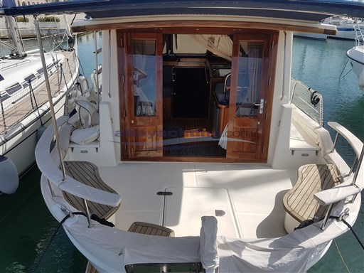 Abayachting Menorquin 120 Flybridge 5