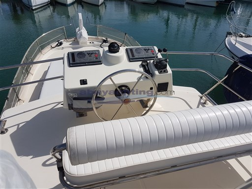 Abayachting Menorquin 120 Flybridge 13