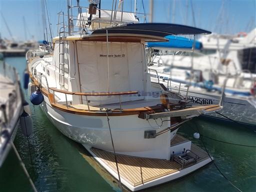 Abayachting Menorquin 120fly usato-second hand 3