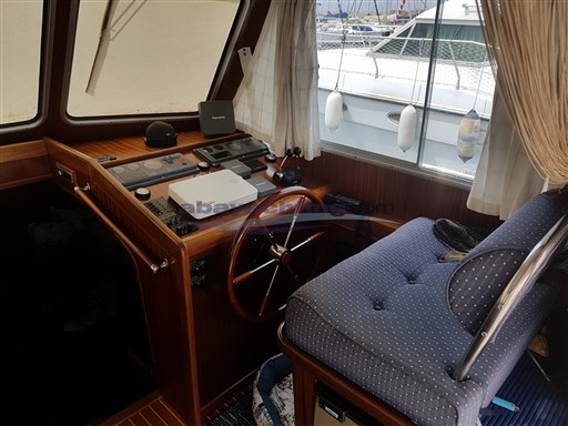 Abayachting Menorquin 120 Flybridge 18