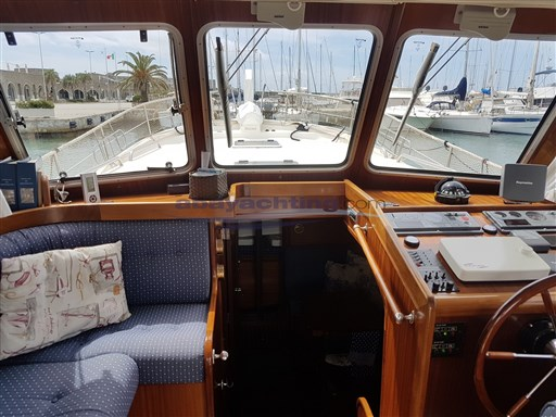 Abayachting Menorquin 120 Flybridge 23