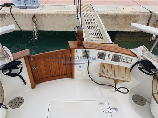 Abayachting Menorquin 120 Flybridge 6