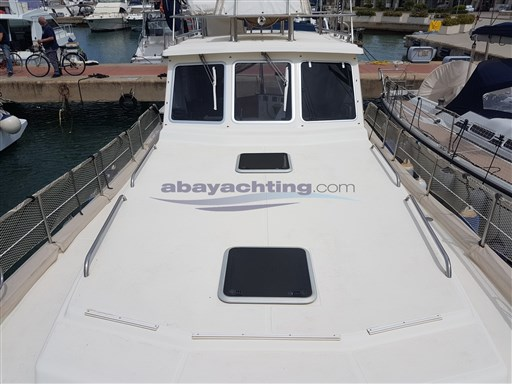 Abayachting Menorquin 120 Flybridge 11