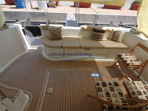 Abayachting Enterprise Marine 420 usato-second hand 6