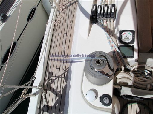 Abayachting Hanse 545 usato-second hand 12