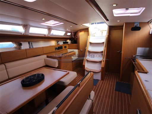 Abayachting Jeanneau Sun Odyssey 49i usato-second hand 27