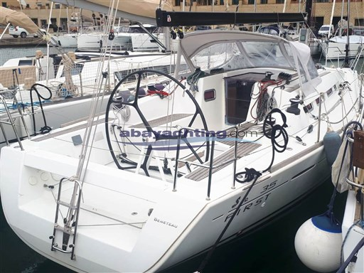 Abayachting Beneteau First 35 usata-second hands 2
