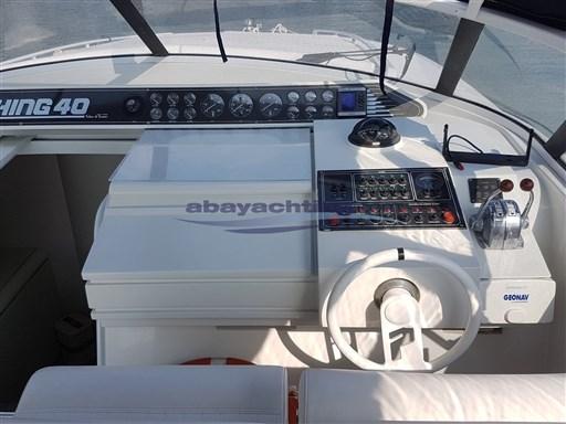 Abayachting Pershing 40 11