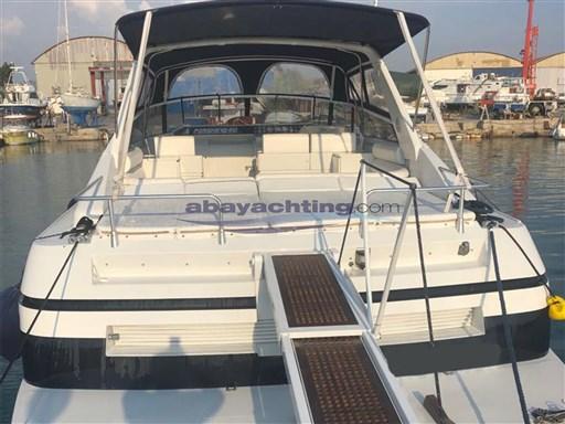 Abayachting Pershing 40 2