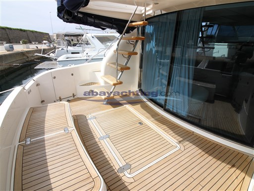 Abayachting Fairline Squadron 55 usato-second hand 5