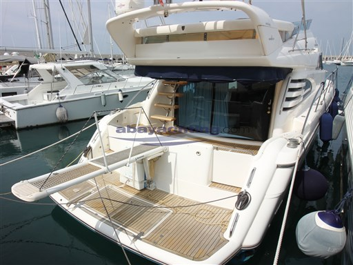 Abayachting Fairline Squadron 55 usato-second hand 3