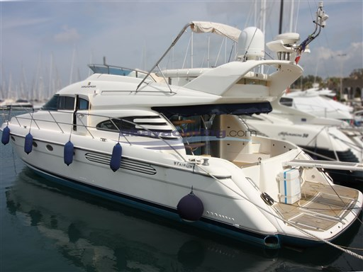 Abayachting Fairline Squadron 55 usato-second hand 1