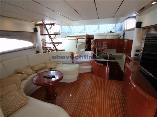 Abayachting Fairline Squadron 55 usato-second hand 25
