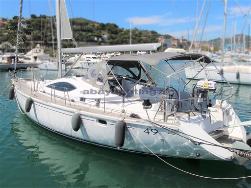 Abayachting Jeanneau Sun Odyssey 49ds usato-second hand 3