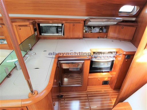 Abayachting Jeanneau Sun Odyssey 49ds usato-second hand 29