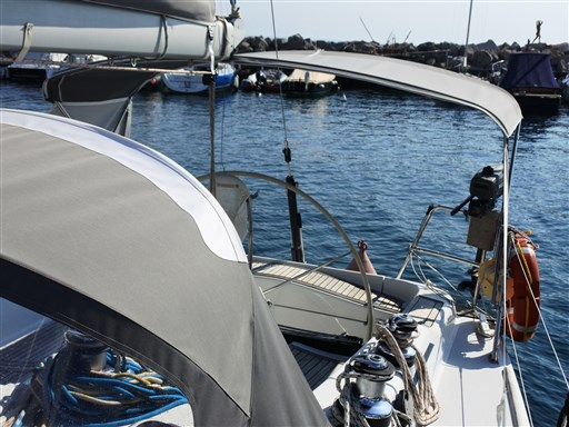 Abayachting Grand Soleil 40 Cantiere del Pardo 5