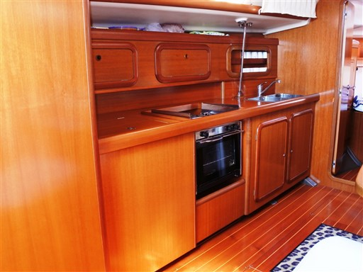 Abayachting Grand Soleil 40 Cantiere del Pardo 18