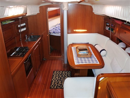 Abayachting Grand Soleil 40 Cantiere del Pardo 15