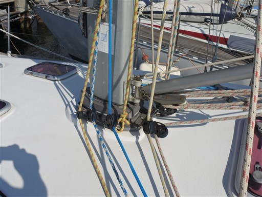 Abayachting Grand Soleil 40 Cantiere del Pardo 9